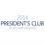 2014 President's Club for Microsoft Dynamics